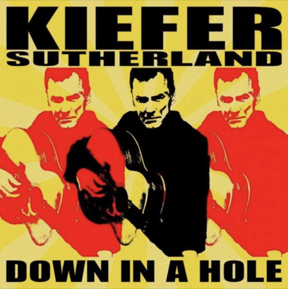 Kiefer Sutherland Band