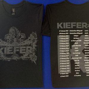 Kiefer Tour shirt
