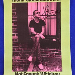Signed Kiefer Poster